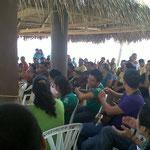 REUNION DIOCESANA MJVC EN PARAISO