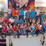 REUNION DE FORMACION DE JORNADISTAS 24/06/2012