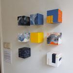 mei 2019 Expositie Kunstkollectief SPOT, Markt 2 te Zaltbommel