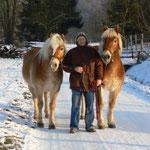 Ein Spaziergang im Winter