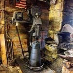 50lb Little Giant Mechanical Power Hammer