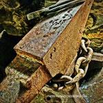Fisher anvil