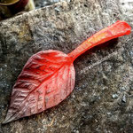 Forged leaf