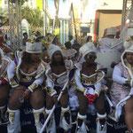 Carnival on Curaçao