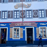 Das berühmte Peter's Café