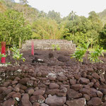 Marae, ceremonial ground