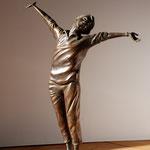 Joy of Life, Bronze, Detail