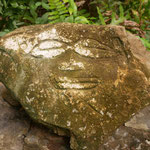 Stone carvings...
