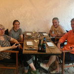 Tolles Nachtessen mit Musik in Ciutadella