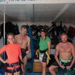 Bereit fürs Kite-Surfen