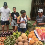 Street food tour in Cartagena, Colombia