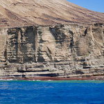 Inhospitable Isla Alegranza