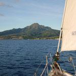 Montagne Pelée volcano, Martinique