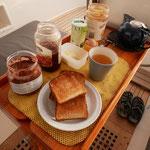 ...breakfast ritual