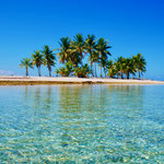 Motu - coral island