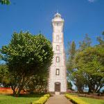Pointe Venus, Tahiti: Cook's landing