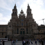 Landgang Santiago de Compostela