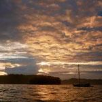 Sunrise with SV Windchase