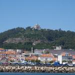 Einfahrt nach Viana do Castelo