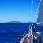 Approaching Akamaru
