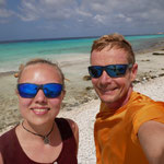 Bike tour along the beach on Bonaire