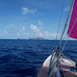 Heading to Ilhas Desertas under Spinnaker