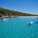 Cala d'Algaierens, Nordküste Menorca