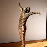 Joy of Life, Bronze, Höhe 45 cm