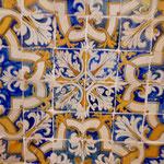 Azulejos heissen die oft blauen, aber auch bunten Kacheln