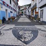 Velas, Hauptort von Sao Jorge