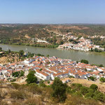 Beide Dörfer von oben