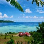 View from Mangareva
