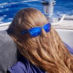 Das Haarwachstum auf dem Atlantik ist enorm!