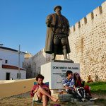Vasco da Gama wacht...