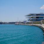 America's Cup Hafen, Valencia
