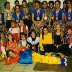 1999-2000 10 jähriges Jubiläum