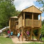 Abenteuerspielplatz Perlsee