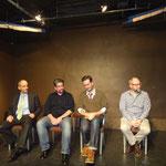 Greg DePaul, Craig Nobbs, Joe McCarthy, David A. Miller