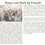 Sommerfest 2012 (Schaafheimer Zeitung vom 09.08.2012)