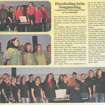 Chorios' Liederabend 2012 (Schaafheimer Zeitung vom 05.04.2012)