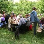 2011 Rast beim Odenwaldclub