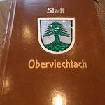 Das Goldene Buch der Stadt Oberviechtach