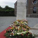 Monument ter nagedachtenis aan de slachtoffers van de mijnramp