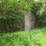 restanten oude brug