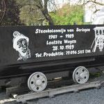 laatste kolenwagen