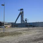 Hier stond de kolenwasserij.