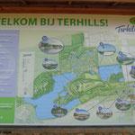 Terhills, de nieuwe naam van de mijnterreinen en de omgeving