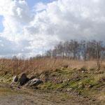 De restanten van de mijnterreinen