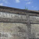 verdwenen gebouw
