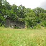 Het voormalige mijnterrein